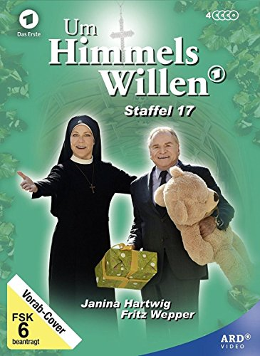 Um Himmels Willen Staffel 17 (4 DVDs)