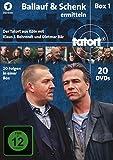 Tatort - Ballauf & Schenk ermitteln (1-20) (20 DVDs)