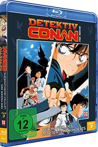 Detektiv Conan 3. Film: Der Magier des letzten Jahrhunderts [Blu-ray]