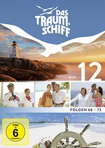 Das Traumschiff DVD-Box XII (3 DVDs)