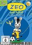 das Zebra - Zeo spielt Fußball und weitere Abenteuer