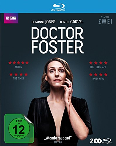 Doctor Foster Staffel 2 [Blu-ray]