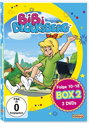 Bibi Blocksberg Box 2 (3 DVDs)