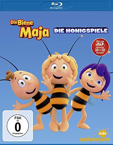 Die Biene Maja Die Honigspiele (inkl. 2D-Version) [3D Blu-ray]