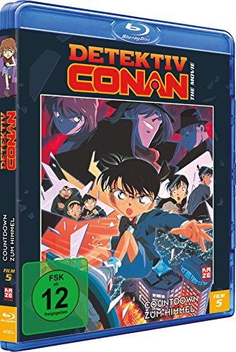 Detektiv Conan 5. Film: Countdown zum Himmel [Blu-ray]