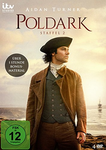 Poldark Staffel 2 (4 DVDs)