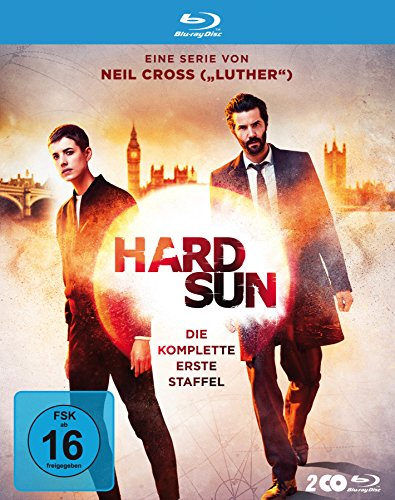 Hard Sun Staffel 1 [Blu-ray]