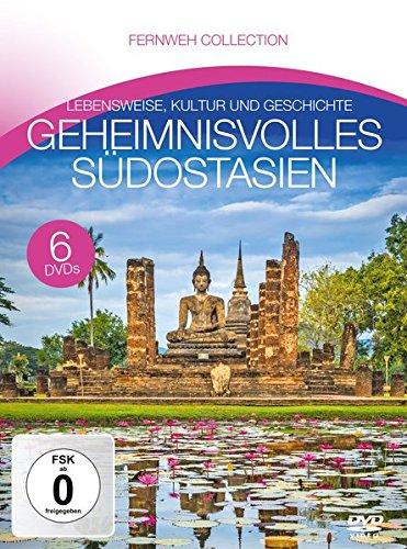Fernweh Collection - Geheimnisvolles Südostasien (6 DVDs)
