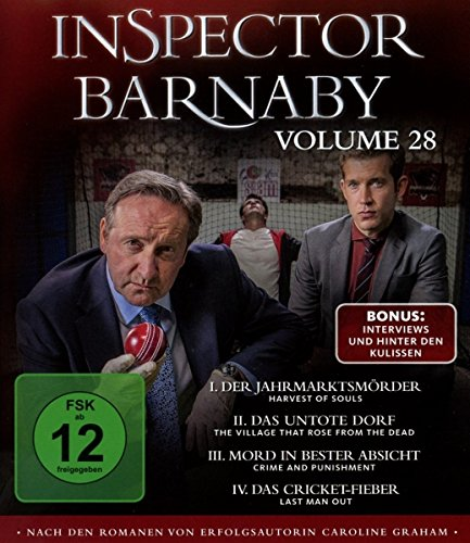 Inspector Barnaby, Vol.28 [Blu-ray]