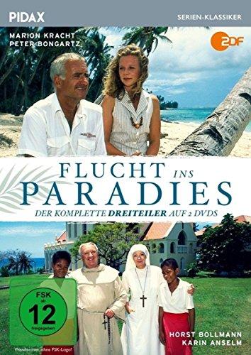 Flucht ins Paradies 2 DVDs