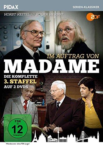 Im Auftrag von Madame Staffel 3 (2 DVDs)