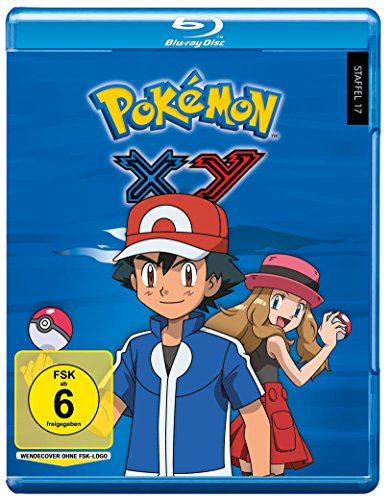 Pokémon Staffel 17: XY [Blu-ray]