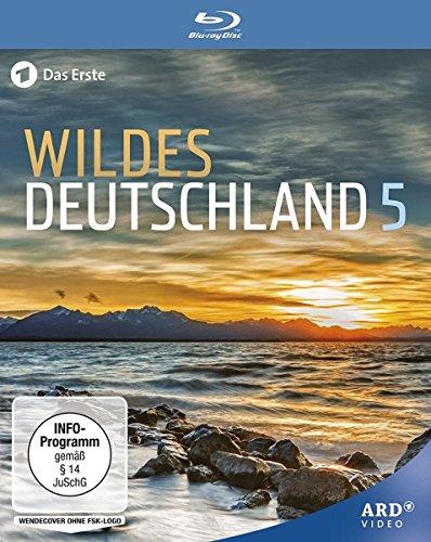Wildes Deutschland Staffel 5 [Blu-ray]