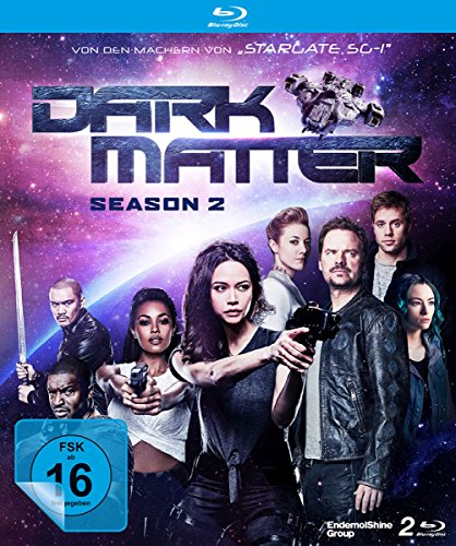 Dark Matter Staffel 2 [Blu-ray]