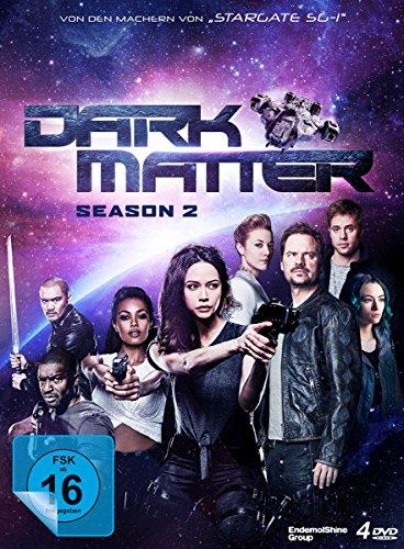 Dark Matter Staffel 2 (4 DVDs)