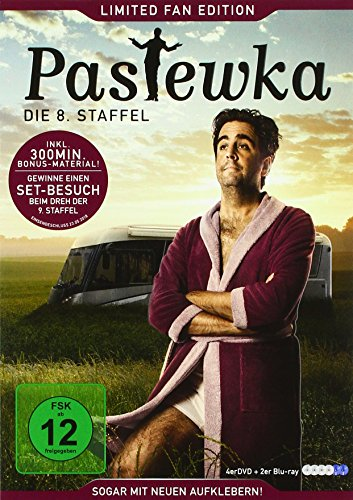Pastewka Staffel 8 (Limited Fan Edition) (exklusiv bei Amazon.de) (4 DVDs und 2 Blu-rays)