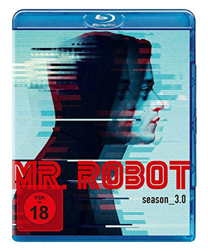 Mr. Robot Staffel 3 [Blu-ray]