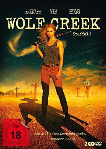 Wolf Creek Staffel 1 (2 DVDs)