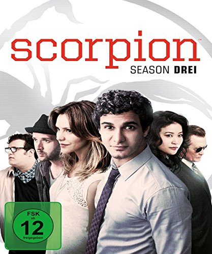 Scorpion Staffel 3 (6 DVDs)