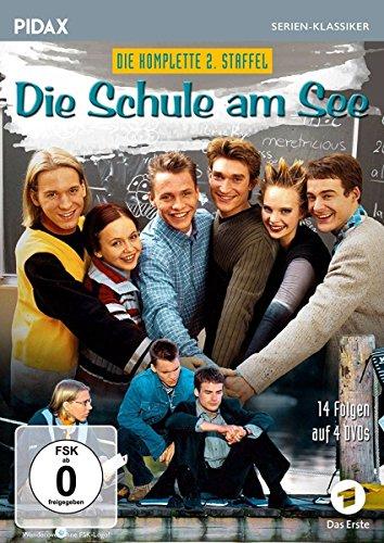 Die Schule am See Staffel 2 (4 DVDs)