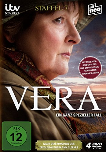 Vera - Ein ganz spezieller Fall: Staffel 7 (4 DVDs)