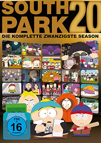 South Park Staffel 20 (2 DVDs)