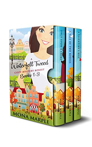 Waterfell Tweed Cozy Mystery Series: Box Set 1 (Books 1-3)