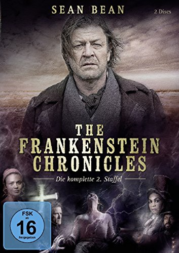 The Frankenstein Chronicles Staffel 2 (2 DVDs)