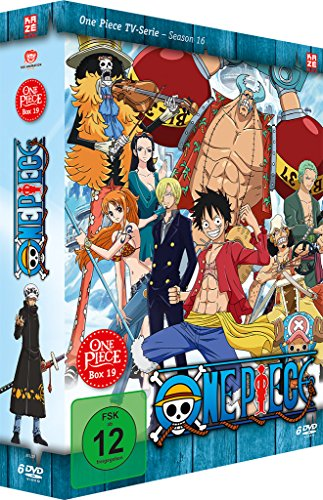 One Piece - TV-Serie, Vol.19 (6 DVDs)