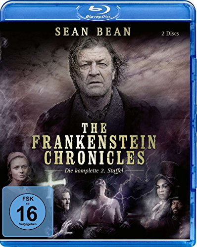The Frankenstein Chronicles Staffel 2 [Blu-ray]
