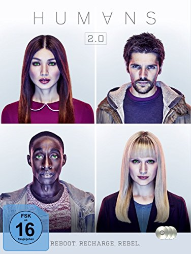 Humans Staffel 2 (3 DVDs)