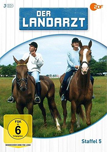 Der Landarzt Staffel  5 (3 DVDs)