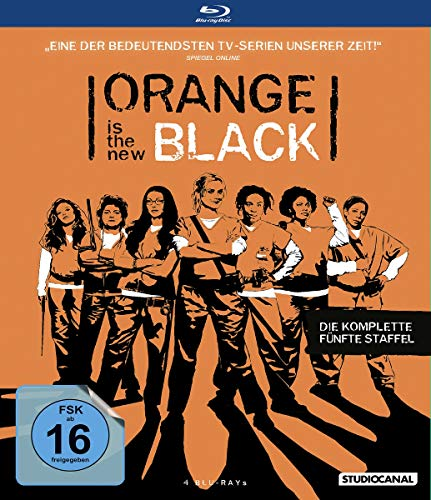 Orange is the New Black Staffel 5 [Blu-ray]