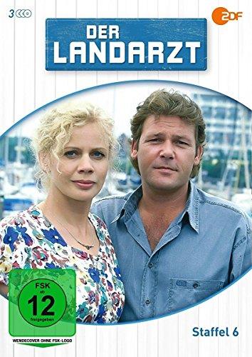 Der Landarzt Staffel  6 (3 DVDs)
