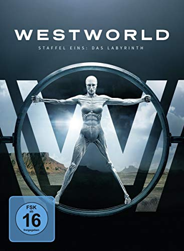 Westworld Staffel 1 (3 DVDs)
