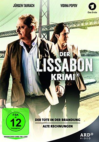 Der Lissabon-Krimi: Der Tote in der Brandung / Alte Rechnungen