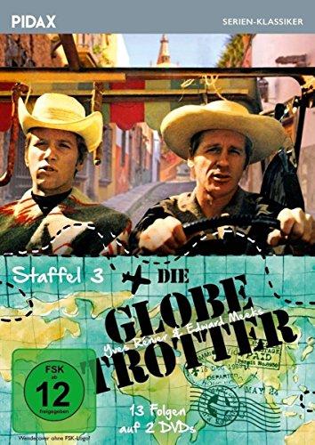Die Globetrotter Staffel 3 (2 DVDs)