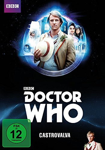 Doctor Who Fünfter Doktor: Castrovalva (2 DVDs)