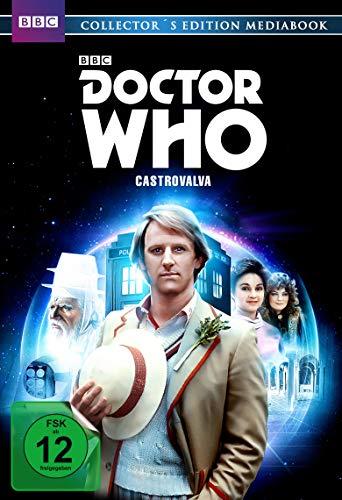 Doctor Who Fünfter Doktor: Castrovalva (2 DVDs / Mediabook)