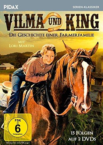Vilma und King Die Geschichte einer Farmerfamilie (2 DVDs)