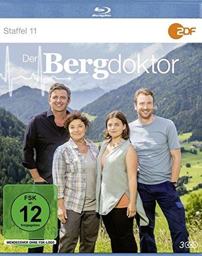 Der Bergdoktor Staffel 11 [Blu-ray]