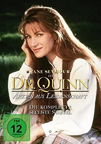 Dr. Quinn - Ärztin aus Leidenschaft: Staffel 6 (6 DVDs)