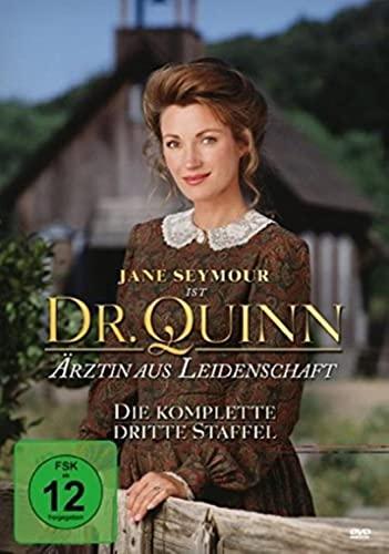 Dr. Quinn - Ärztin aus Leidenschaft: Staffel 3 (6 DVDs)