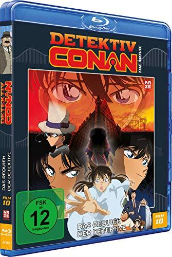 Detektiv Conan 10. Film: Das Requiem der Detektive [Blu-ray]