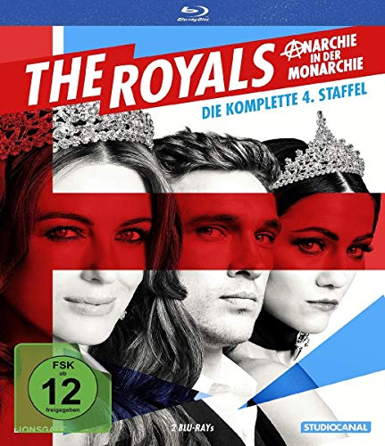 The Royals Staffel 4 [Blu-ray]