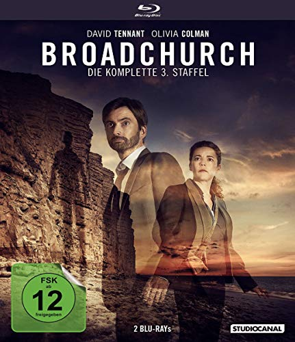 Broadchurch Staffel 3 [Blu-ray]