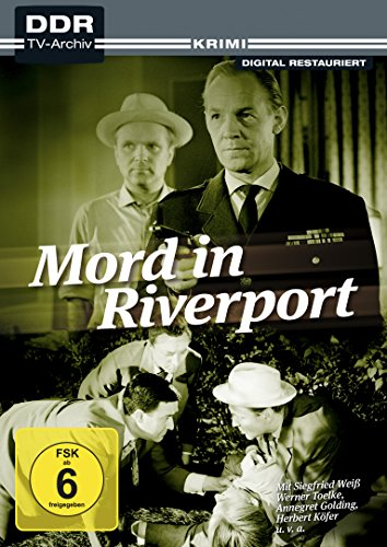 Mord in Riverport DDR TV-Archiv
