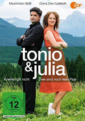 Tonio & Julia: Kneifen gilt nicht / Zwei sind noch kein Paar