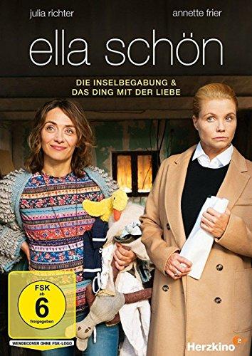 Ella Schön: Die Inselbegabung  / Das Ding mit der Liebe
