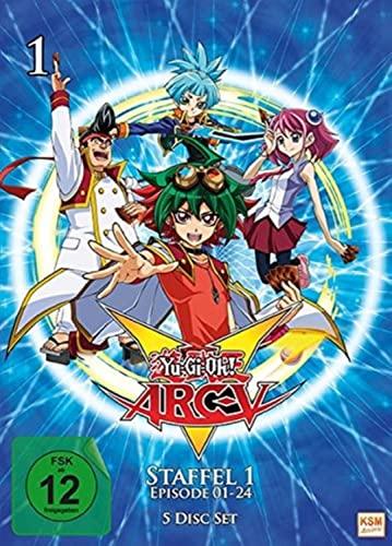 Yu-Gi-Oh! Arc-V Staffel 1.1 (Episode 1-24) (5 DVDs)